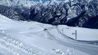 Watsap the snow cuttur in auli please come