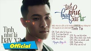 [Album] Tình Như Lá Bay Xa - Nguyễn Hồng Ân