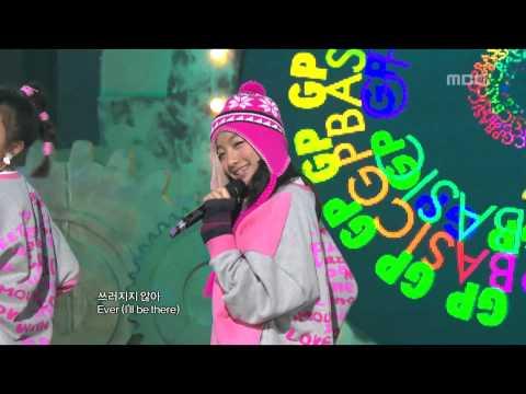 GP Basic - I'll be there, 지피 베이직 - 아윌 비 데어, Music Core 20101113