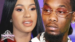 Offset begs Cardi B to take him back! (Video insdie)
