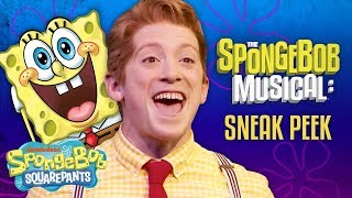 """Ethan Slater Sings """"Best Day Ever"""" from The SpongeBob Musical: Live on Stage! 