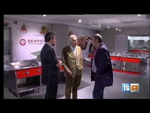 TGR TG Veneto - La Berto's di Tribano, un premio ai lavoratori e welfare nel contratto