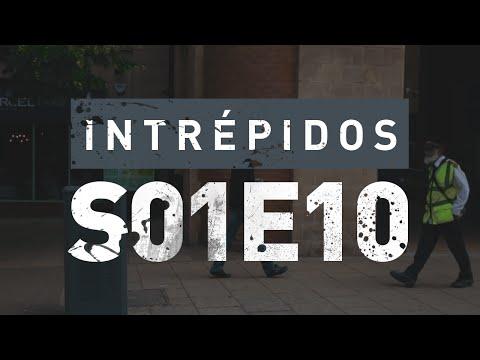 INTRÉPIDOS - Evolução | S01E10 Powered by NVIDIA