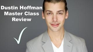 Dustin Hoffman Master Class Review