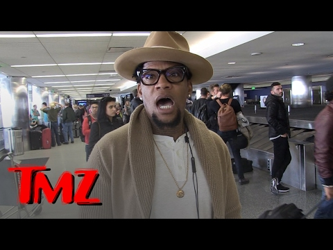 D. L. HUGHLEY -- F*** RESPECTING OFFICE OF PRESIDENT... He Doesn't Respect Us! | TMZ
