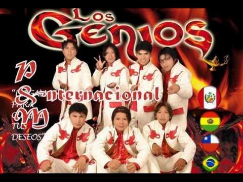 GrupO Los Genios - Te Amare - P&M Internacional