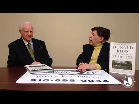 Moore Minute - Paul Dunn (Donald Ross book)
