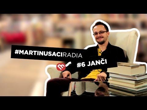 Knižné tipy od Jančiho - #MartinusaciRadia