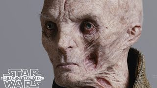Star Wars Hints At Snoke's Return and Role In The Rise of Skywalker