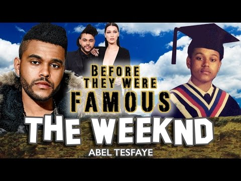 THE WEEKND - Before They Were Famous - STARBOY