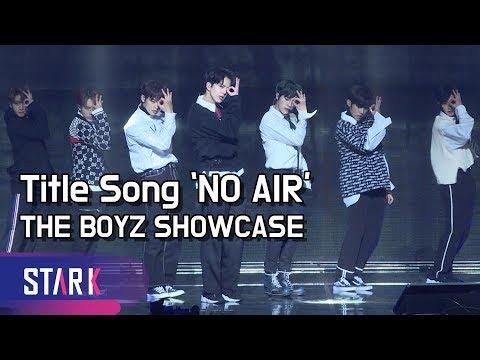 더보이즈, 타이틀곡 'NO AIR' (THE BOYZ, Title Song 'NO AIR')
