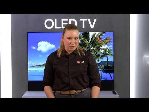 LG OLED C1 - Kombinerer OLED og AI for en fantasisk tv oplevelse