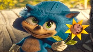 Sonic the Hedgehog but it's awkward