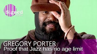 Gregory Porter's reflections on Jazz, Soul & Gospel