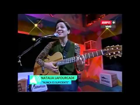 Hasta la raiz y Nunca es suficiente- Natalia Lafurcade