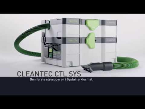 Festool Cleantec CTL SYS støvsuger
