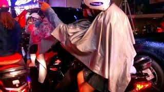 Cận cảnh đánh nhau trong đêm bão ở Đà Nẵng!!!  Kinh Hoàng