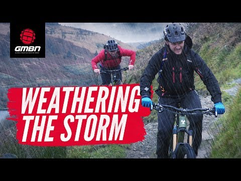 Weathering The Storm | GMBN's Trail Ride With EMBN