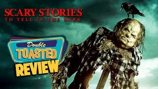 SCARY STORIES TO TELL IN THE DARK MOVIE REVIEW - Double Toasted