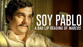 """SOY PABLO"" Extended Trailer  -- A Bad Lip Reading of Narcos, a Netflix Original Series"