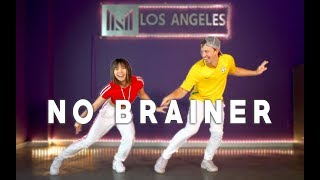 """NO BRAINER"" 10 Minute Dance Challenge w/ Bailey Sok"