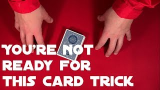 Seriously This Card Trick Will Blow Your Mind!