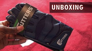 Cutters X40 Solid Unboxing Football Gloves Ep 56 Youtube