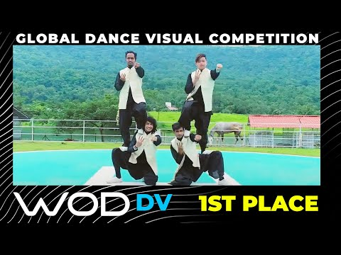 Desi Hoppers | 1st Place | Global Dance Visual Competition | #workinchallenge
