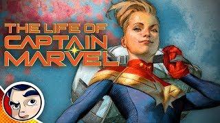 "Captain Marvel ""New Origin"" - Complete Story"