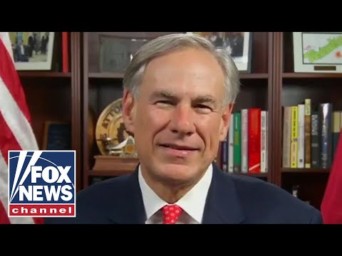 Governor Abbott teases re-opening his state's economy