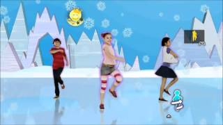Just Dance Kids 2014 The Freeze Game