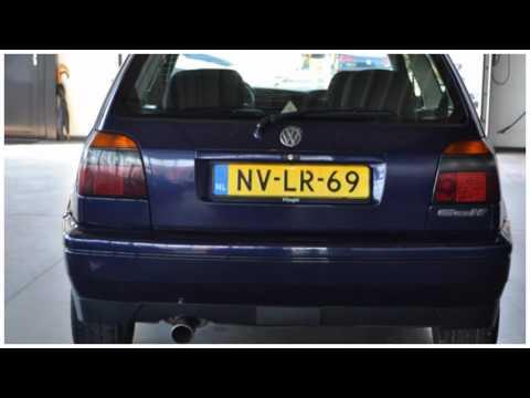Volkswagen Golf 1.8 GL ATLANTA COMFORT APK tot 09-2017 Inruil moge