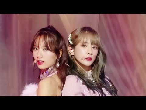 우주소녀(WJSN) - LA LA LOVE 교차편집(stage mix)