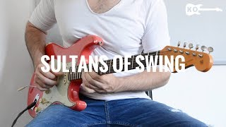 Dire Straits - Sultans Of Swing (Guitar Cover by Kfir Ochaion)