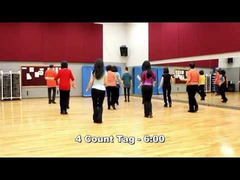 The Way You Look - Line Dance (Dance & Teach in English & 中文)