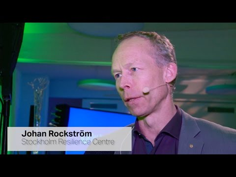 Johan Rockström on the role of The Natural Step