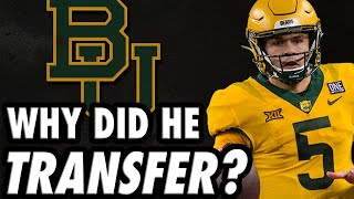 He was the TOUGHEST QB in Baylor HISTORY! What went wrong with Charlie Brewer?