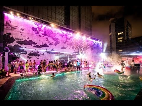 W Hong Kong Presents: Twisted Tiki Pool Party 2019