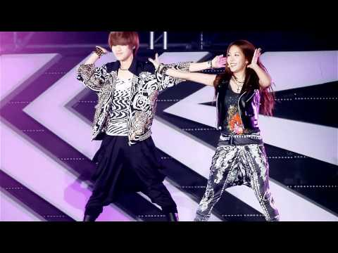 120818 Only One - BoA(Taemin Part Cut)_SMTOWN LIVE