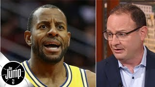 Woj breaks down the Andre Iguodala trade-or-buyout situation | The Jump