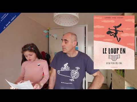 Vidéo de Wilfrid Lupano
