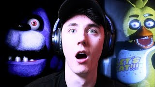 THINGS GET MUCH WORSE... || Five Night's at Freddy's REBORN