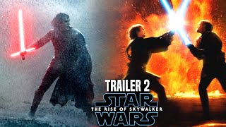 Star Wars The Rise Of Skywalker Trailer 2 Exciting News Revealed! (Star Wars Episode 9 Trailer)
