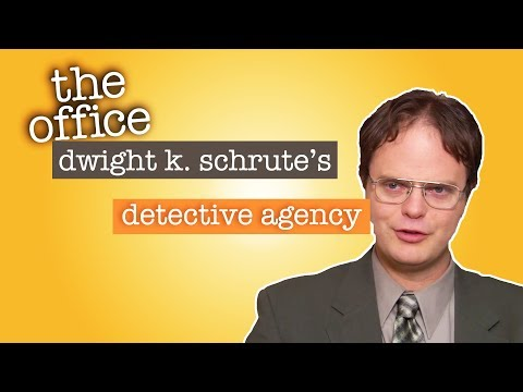 Dwight K. Schrute's Detective Agency  - The Office US