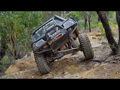 4x4 Rock Crawl @ Waterworks