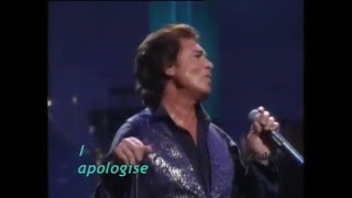 I APOLOGISE(LIVE WITH LYRICS) = ENGELBERT HUMPERDINCK