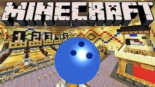 Game | Minecraft Bowling Al | Minecraft Bowling Al