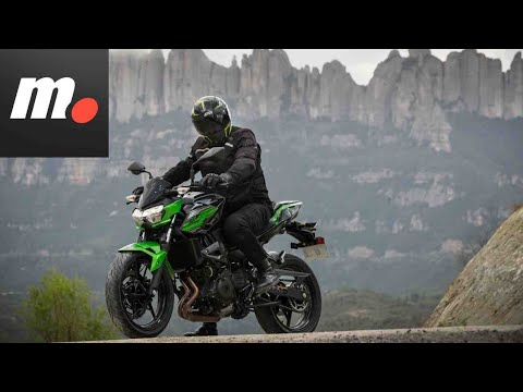 Kawasaki Z400 | Prueba / Test / Preview en español