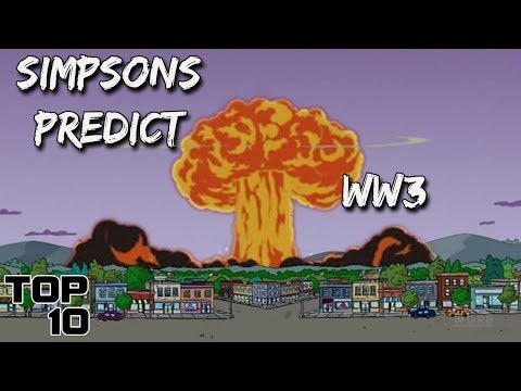 Top 10 Simpsons Predictions That Haven't Come True Yet