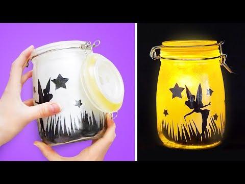 17 MAGICAL DIY LAMPS